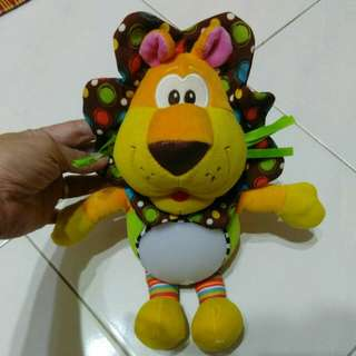 Playgro Music Lion