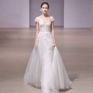 2018 new spring arrival spring wedding gown