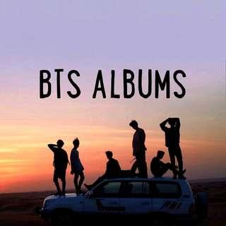 [PREORDER] BTS ALBUMS