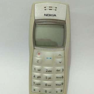 Nokia 1100 White