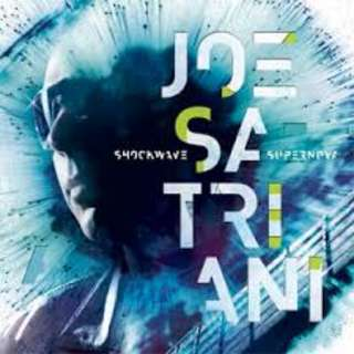 Joe Satriani - Shockwave Supernova CD