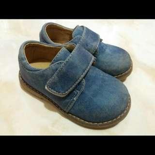 Sepatu anak laki coogee-denim
