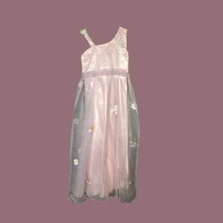 Baby Pink Gown for Kids