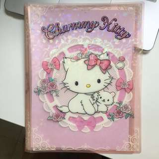 brand new authentic sanrio charmmy kitty file folder