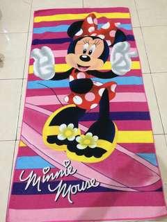 Handuk Minnie Mouse