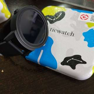 Ticwatch E barely use