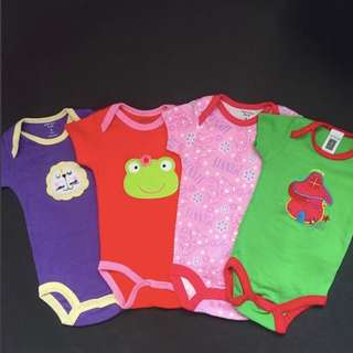 Comfortable Baby Romper (0-3 months)