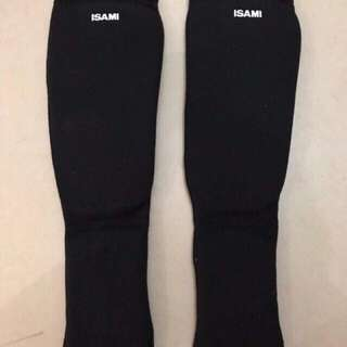 ISAMI Competition Shin Guard for Muay thai & Kick Boxing