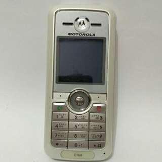 Motorola C 168