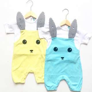 Cute animal design suit (6-9 months)