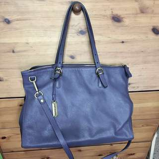 Auth Rabeanco Bag ~ Excellence Condition