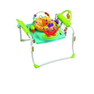 Fisher price (learn to jump & walk)first steps jumperoo