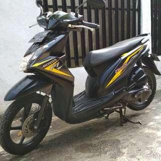 Honda beat fi 2014 kodya