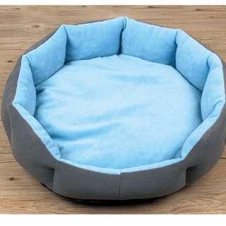 Round Dog Bed v2
