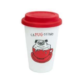 Capugccino travel mug 360ml (best mug for the Year of the Dog)