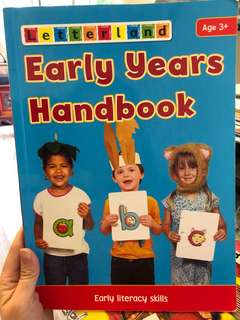 Letterland early years handbook
