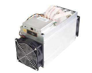 Antminer L3+ with Bitmain PSU used 1 month