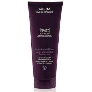 Aveda invati advanced™ Thickening Conditioner強韌髮質護髮素