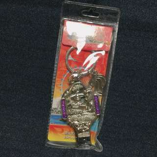 新加坡 紀念品 開瓶器 指甲剪 吊飾