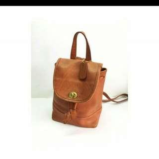 Coach Vintage Backpack