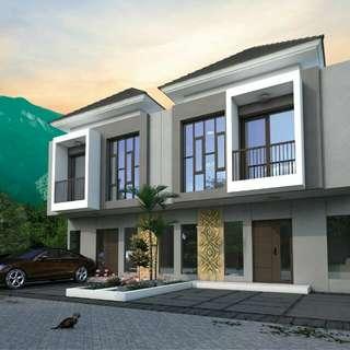 TownHouse di Ciomas Bogor