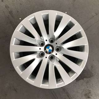 "Used 18"" BMW Rims"