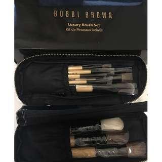 Bobbi Brown Make-up Brushes - 10支化妝掃套裝