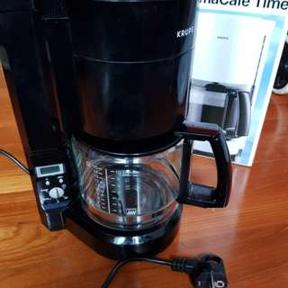 Krups Aromacafe Time Coffee Maker