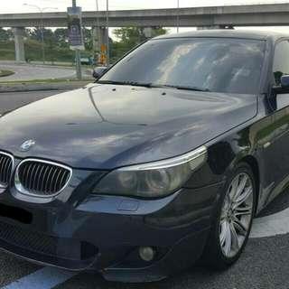 BMW E60 525i sambung bayar