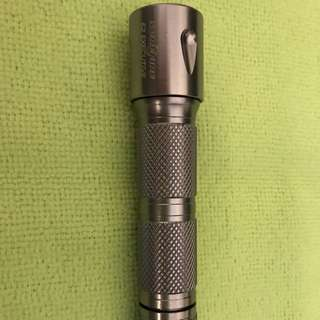 Rare Surefire E2 Executive Satin Grey