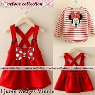 jump wedges minnie kid