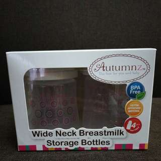 Autumnz Breastmilk Storage Bottle