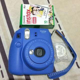 For Rent: Instax Mini 9