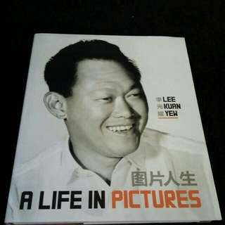 BN Lee Kuan Yew Big Book Heavy