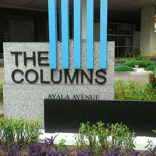 Condo for rent in The Columns Ayala Ave