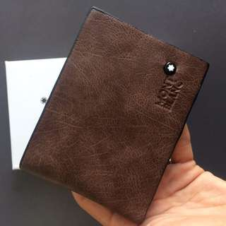 Mont Blanc Men Wallet