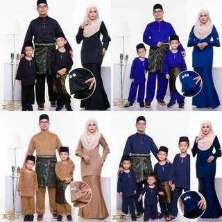 HARI RAYA FAMILY SET