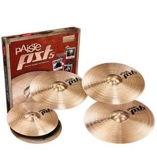 Paiste PST 5 Universal Cymbal Set 14/18/20 + 16