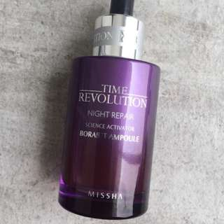 Missha Time Revolution Ampoule