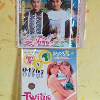 Twins純美寫真集CD