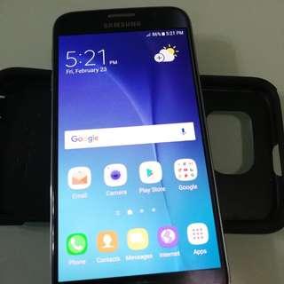 Samsung Galaxy S6 (flat)