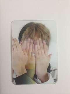 [WTT] Seungkwan lenticular card