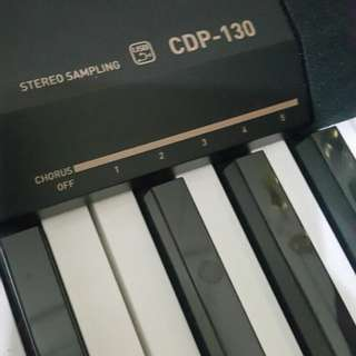 Dijual Digital Piano Casio CDP-130