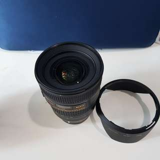 Rarely used Nikon 18-35g F3.5 -4.5 mint condition FX