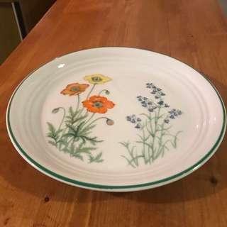 🚚 「早期大同瓷盤未使用2件」 早期 古董 復古 懷舊 稀少 有緣 大同寶寶 黑松 沙士 鐵件 40年 50年