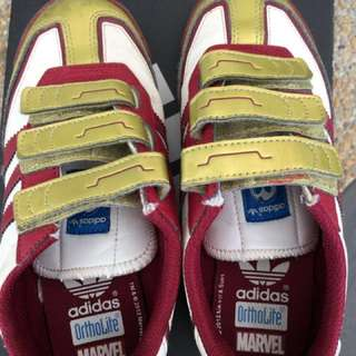 Adidas iron man