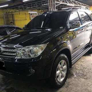 2011 fortuner diesel