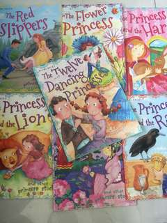 Princess Fairytale Book
