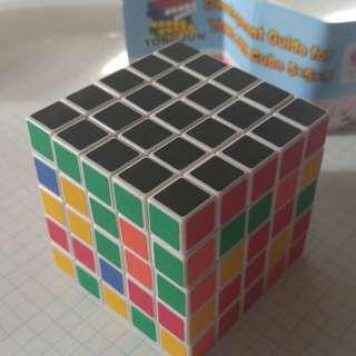 5x5x5 Rubics Cube (Yong Jun Brand, Promo Edition)