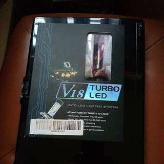 V18 Turbo Led